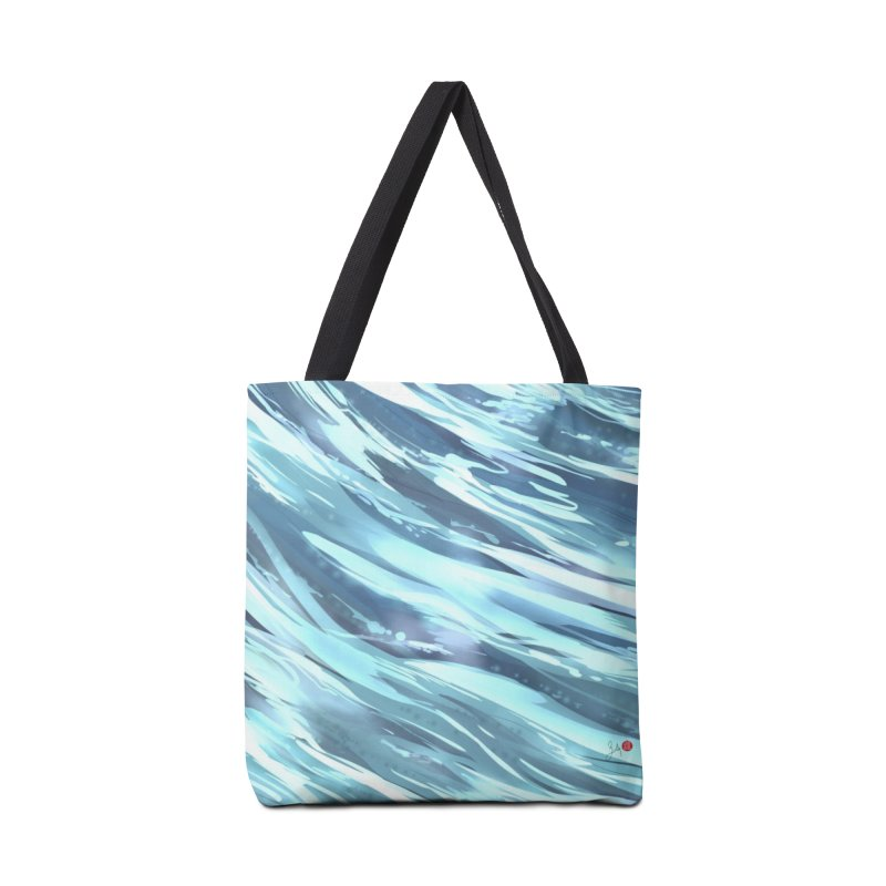 Water Accessories Tote Bag Bag by Designs by Billy Wan
