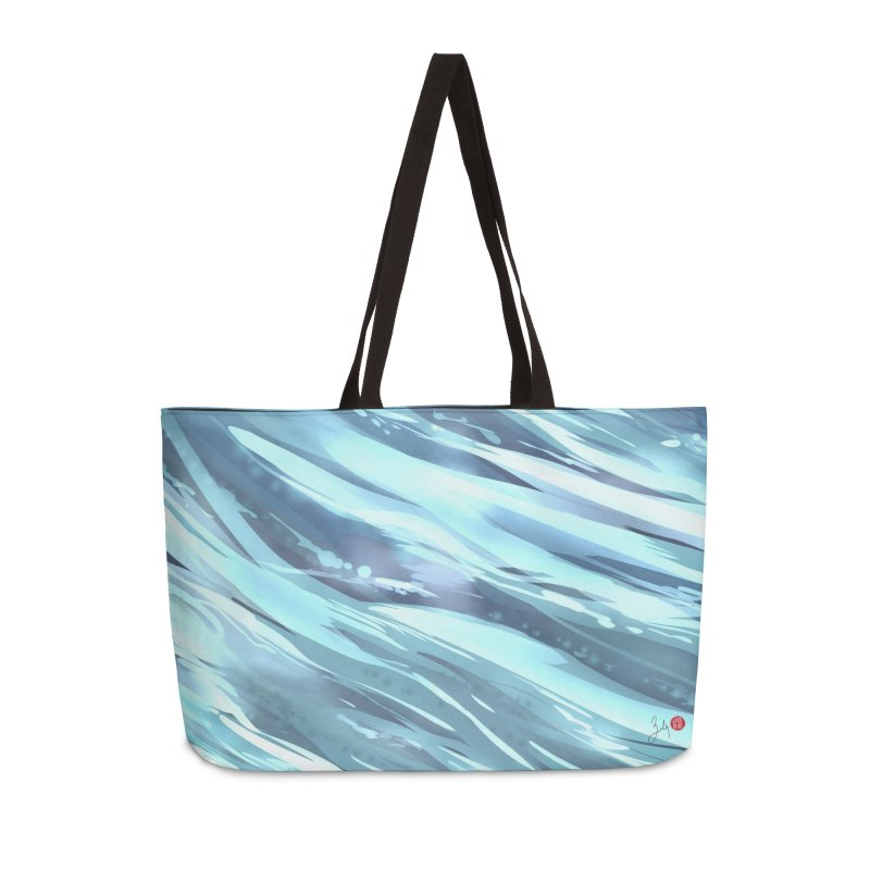 Water Accessories Weekender Bag Bag by Designs by Billy Wan