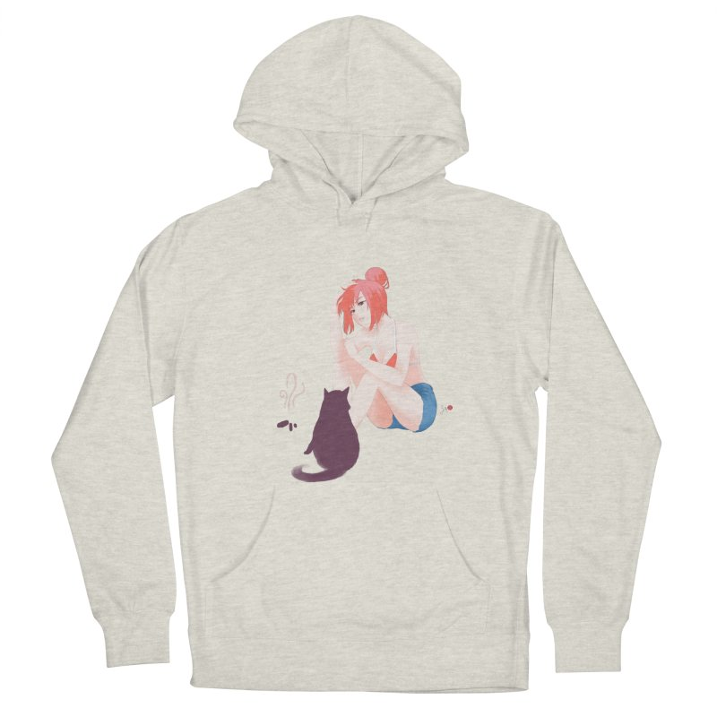 Cat Owner or Slave? Women's Pullover Hoody by Designs by Billy Wan