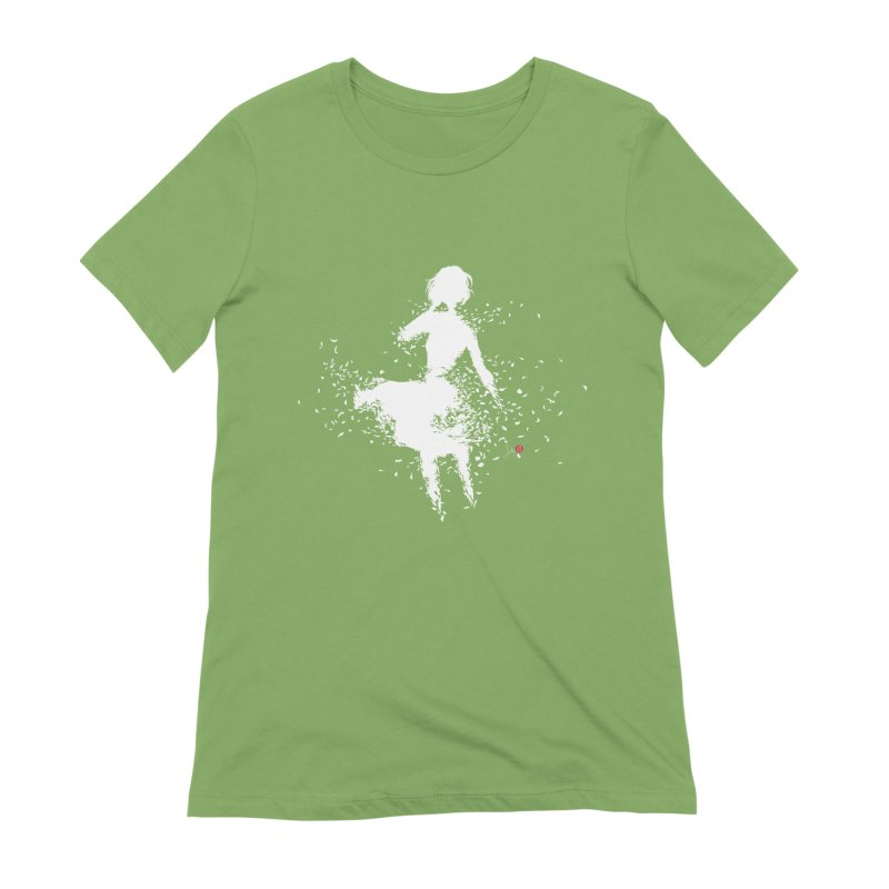 Into Infinity Women's Extra Soft T-Shirt by Designs by Billy Wan
