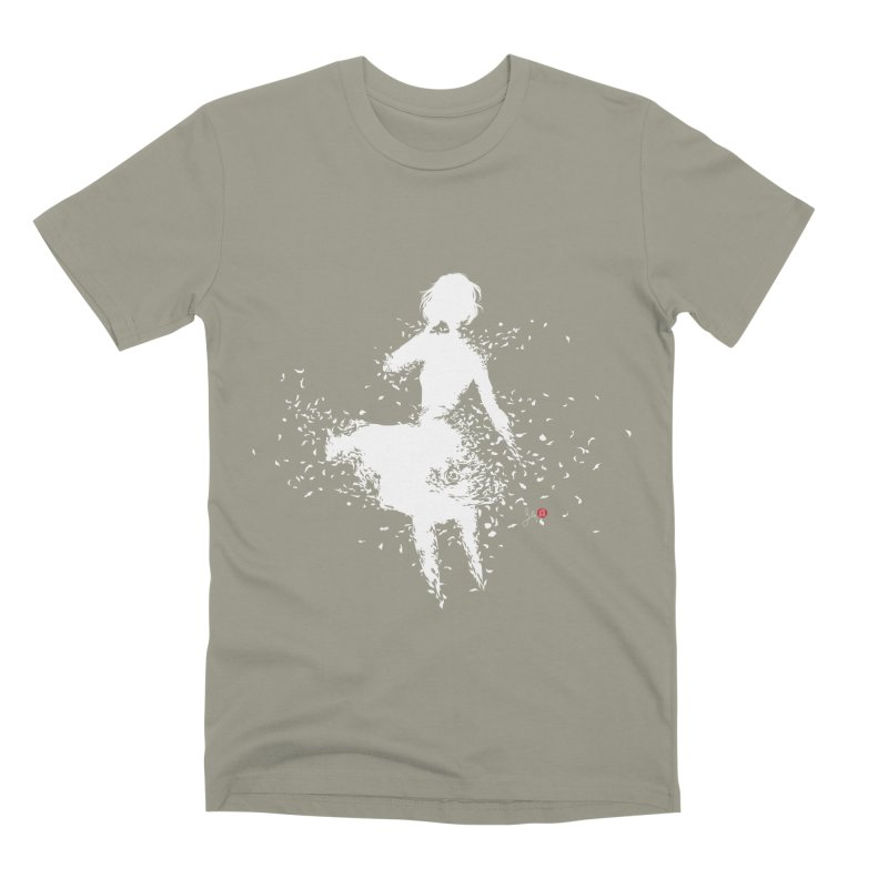 Into Infinity Men's Premium T-Shirt by Designs by Billy Wan