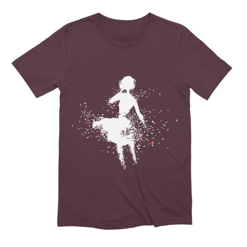 Into Infinity Men's Extra Soft T-Shirt by Designs by Billy Wan