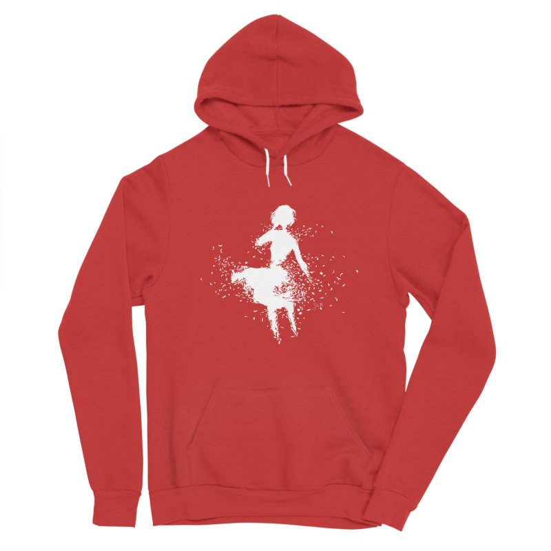 Into Infinity Men's Pullover Hoody by Designs by Billy Wan
