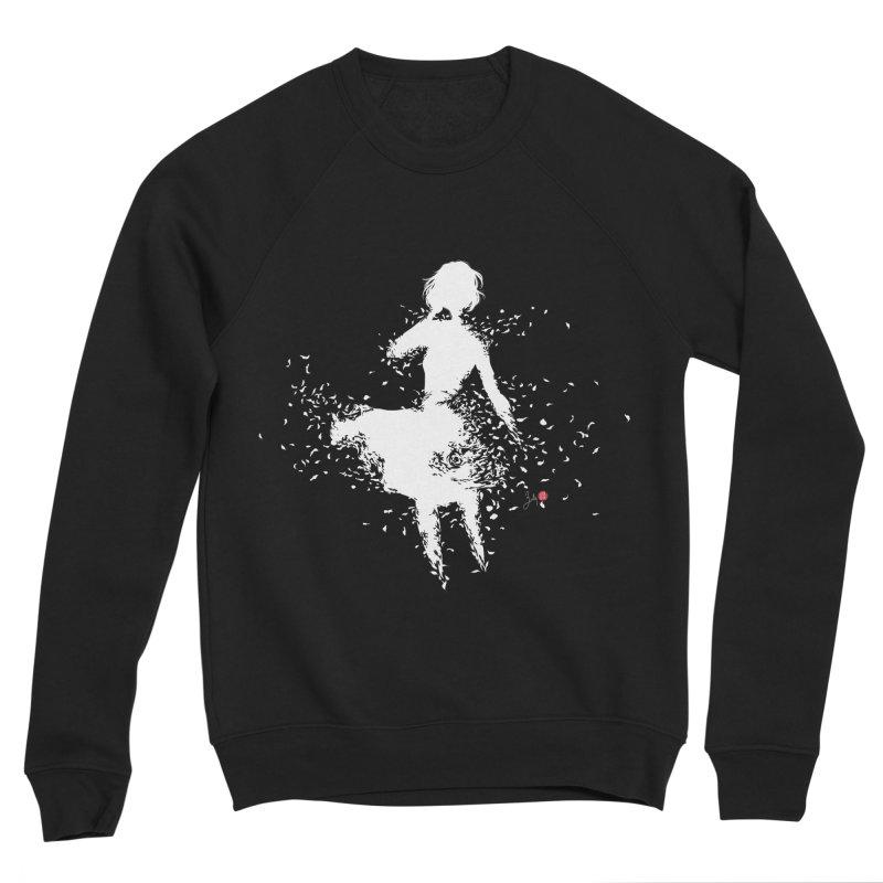 Into Infinity Women's Sponge Fleece Sweatshirt by Designs by Billy Wan