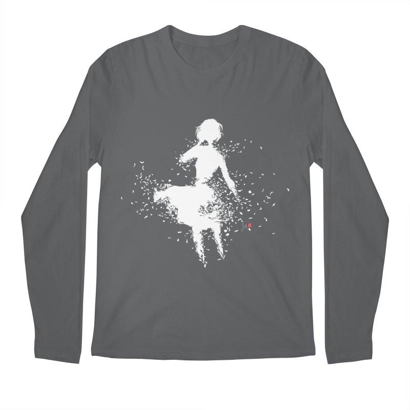 Into Infinity Men's Regular Longsleeve T-Shirt by Designs by Billy Wan