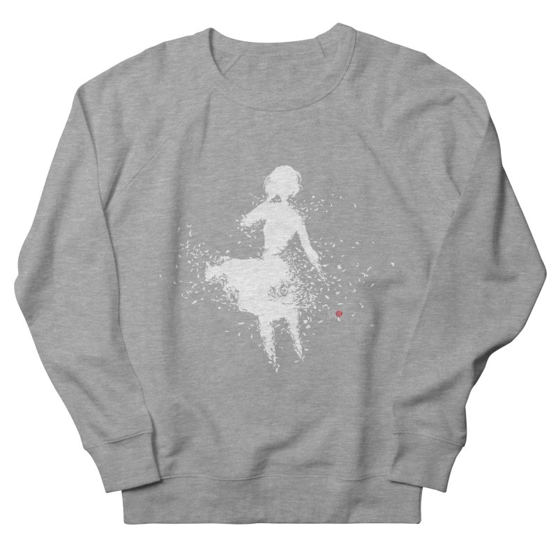Into Infinity Women's French Terry Sweatshirt by Designs by Billy Wan
