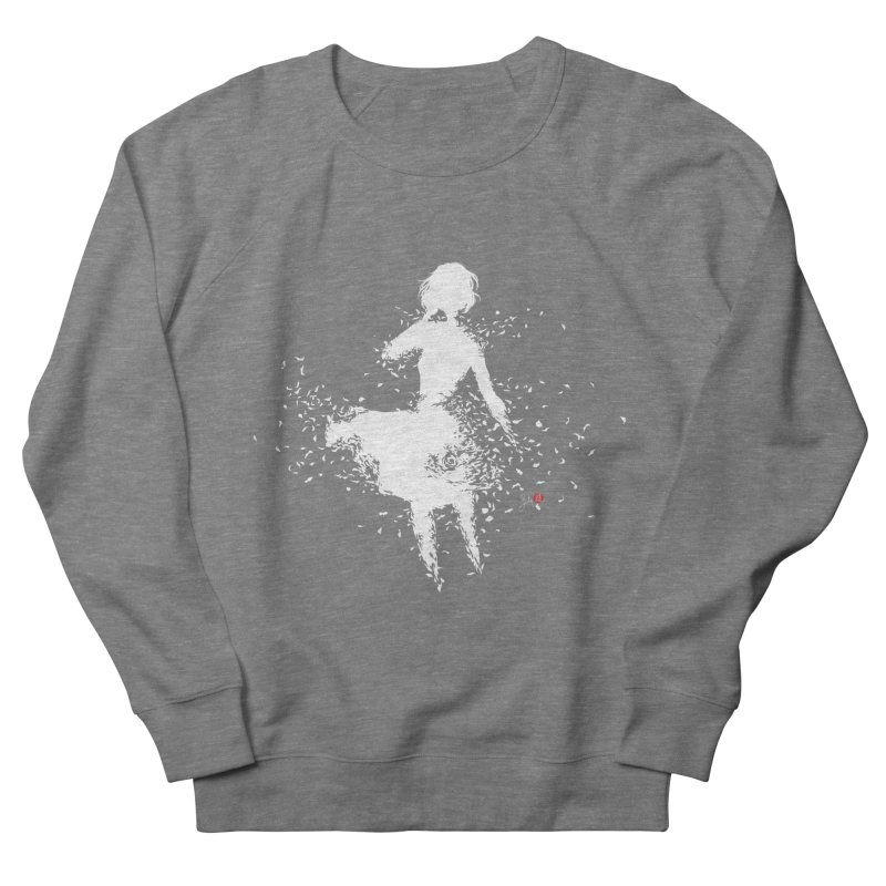 Into Infinity Men's French Terry Sweatshirt by Designs by Billy Wan