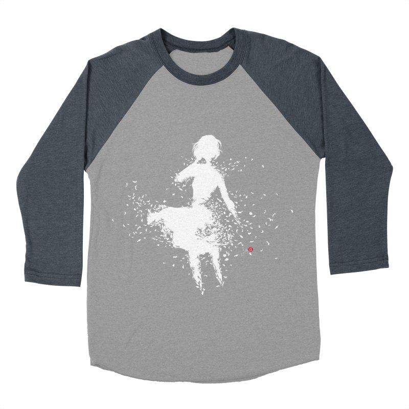 Into Infinity Women's Baseball Triblend Longsleeve T-Shirt by Designs by Billy Wan