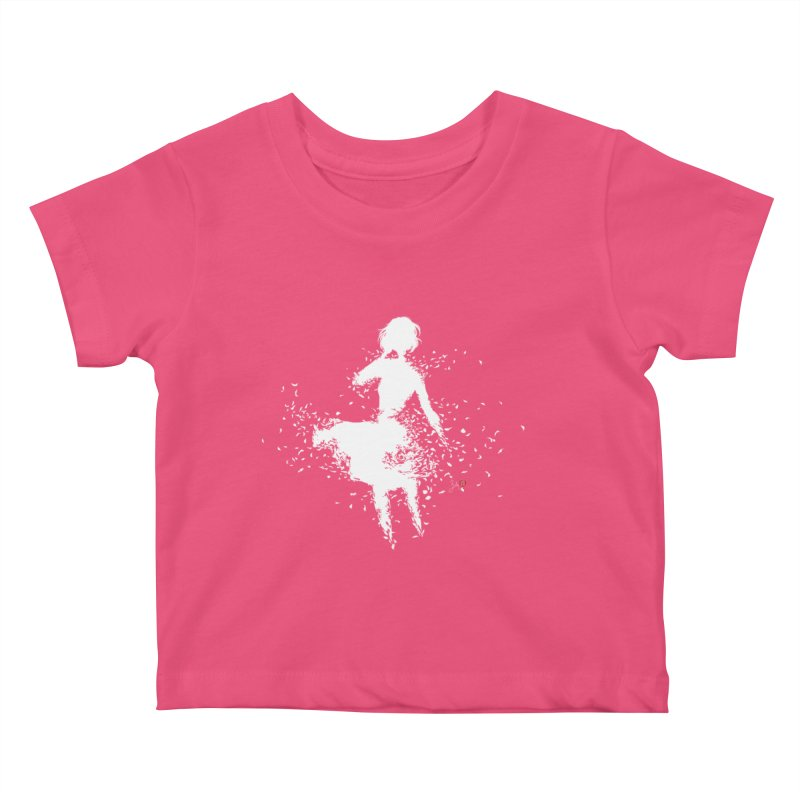 Into Infinity Kids Baby T-Shirt by Designs by Billy Wan