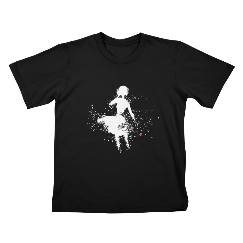 Into Infinity Kids T-Shirt by Designs by Billy Wan