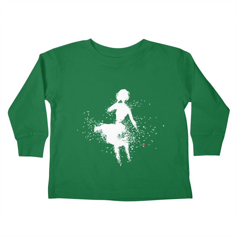 Into Infinity Kids Toddler Longsleeve T-Shirt by Designs by Billy Wan
