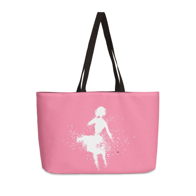 Into Infinity Accessories Weekender Bag Bag by Designs by Billy Wan