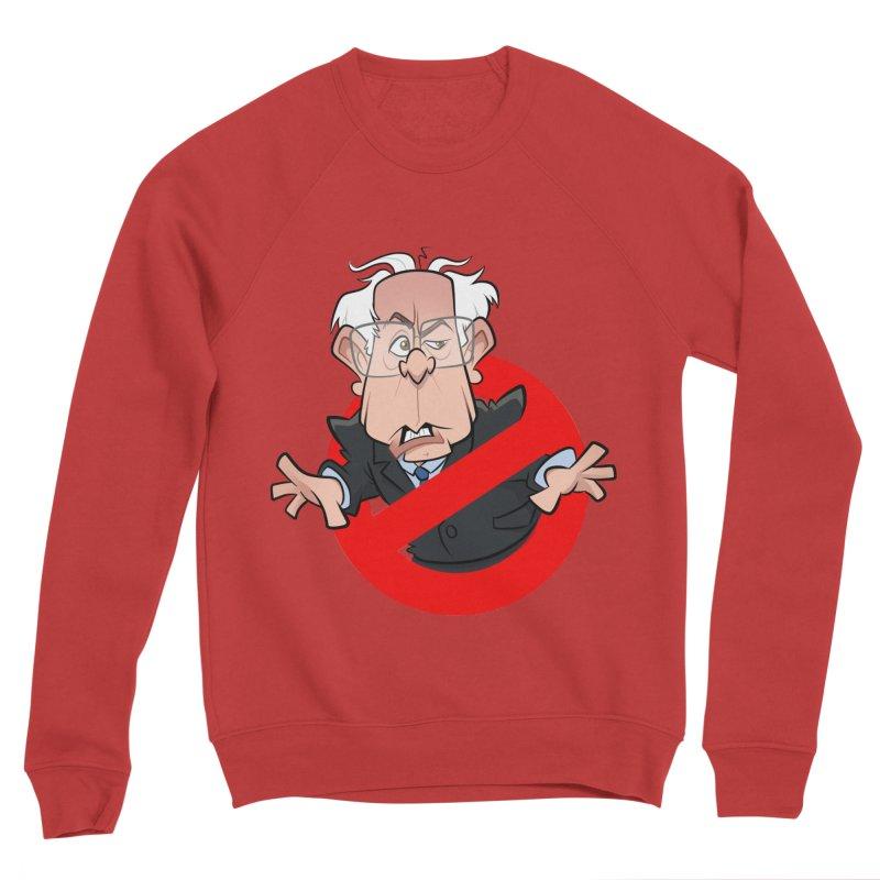 Bernie Busters Women's Sponge Fleece Sweatshirt by binarygod's Artist Shop