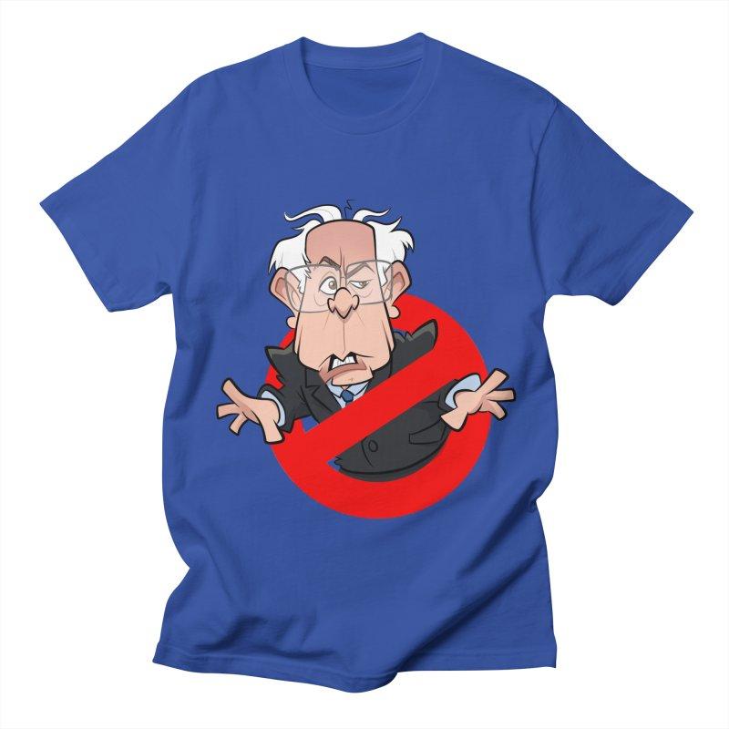 Bernie Busters Women's Regular Unisex T-Shirt by binarygod's Artist Shop