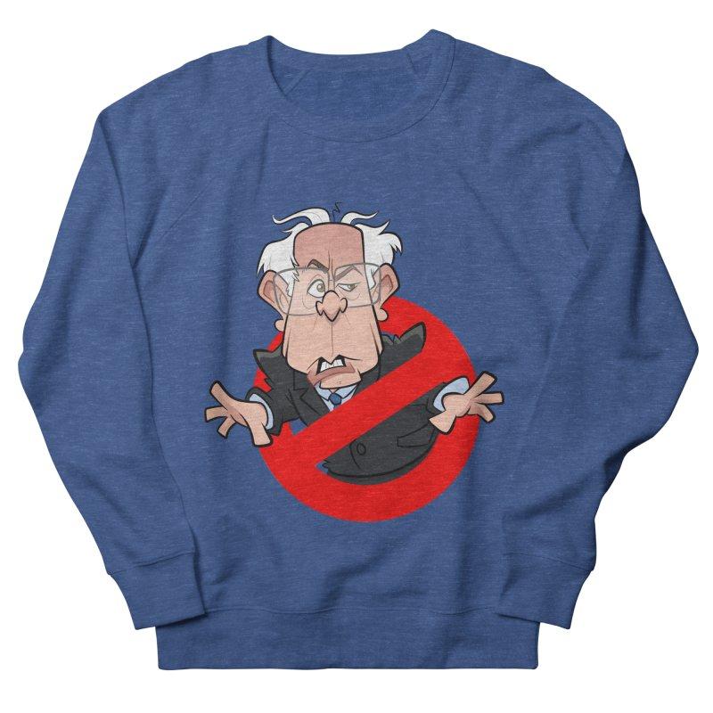 Bernie Busters Men's Sweatshirt by binarygod's Artist Shop