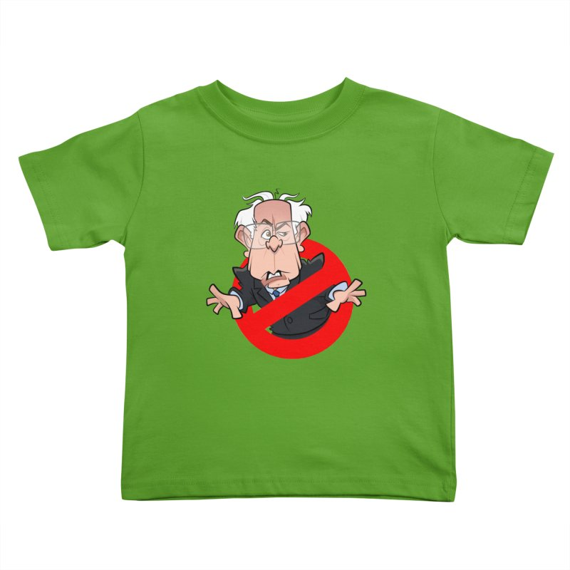 Bernie Busters Kids Toddler T-Shirt by binarygod's Artist Shop