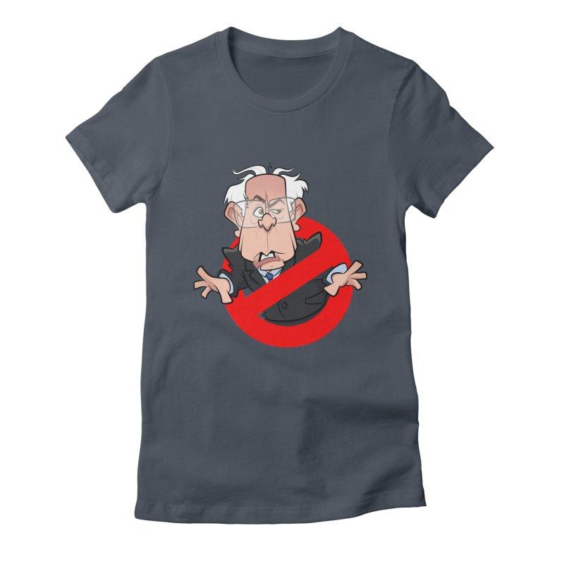 Bernie Busters Women's T-Shirt by binarygod's Artist Shop