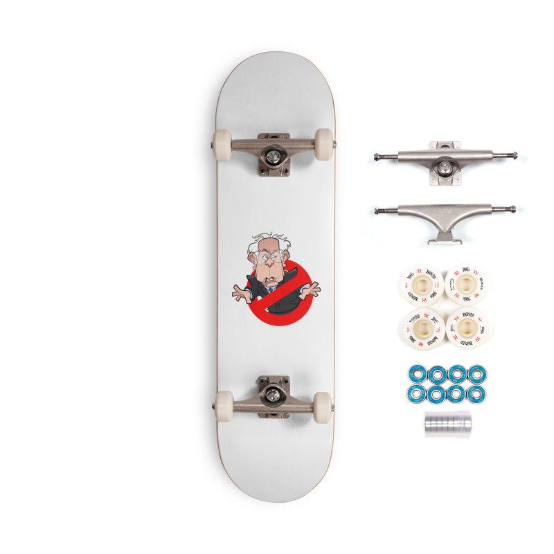 Bernie Busters Accessories Complete - Premium Skateboard by binarygod's Artist Shop