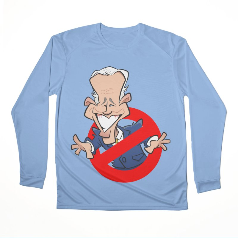 Biden Busters Men's Performance Longsleeve T-Shirt by binarygod's Artist Shop