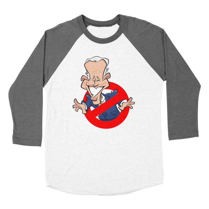 Biden Busters Women's Longsleeve T-Shirt by binarygod's Artist Shop