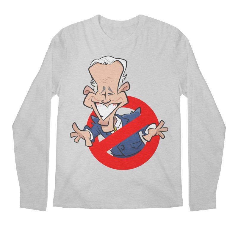 Biden Busters Men's Regular Longsleeve T-Shirt by binarygod's Artist Shop