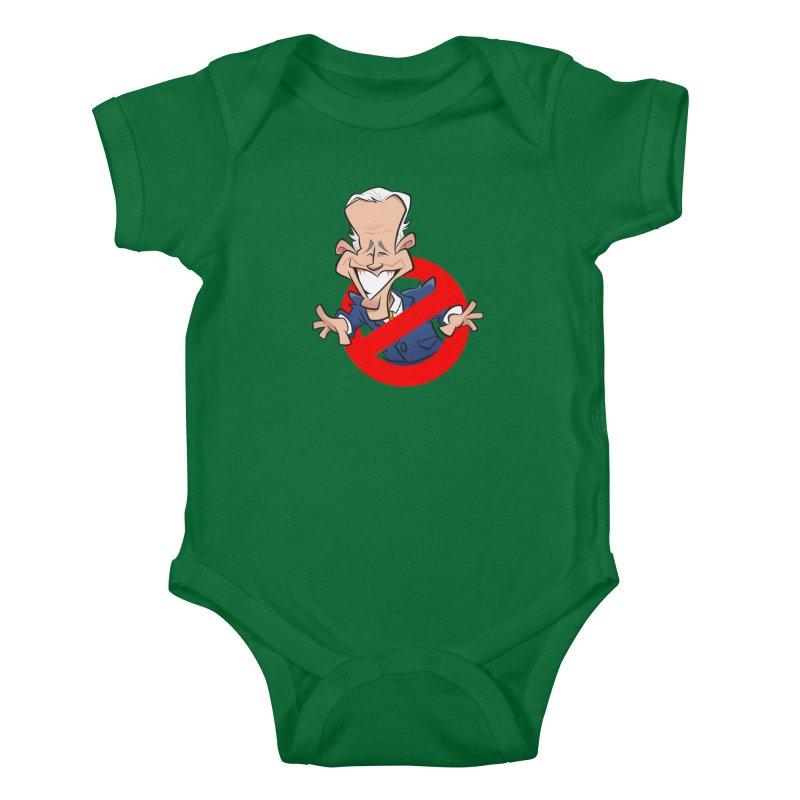Biden Busters Kids Baby Bodysuit by binarygod's Artist Shop