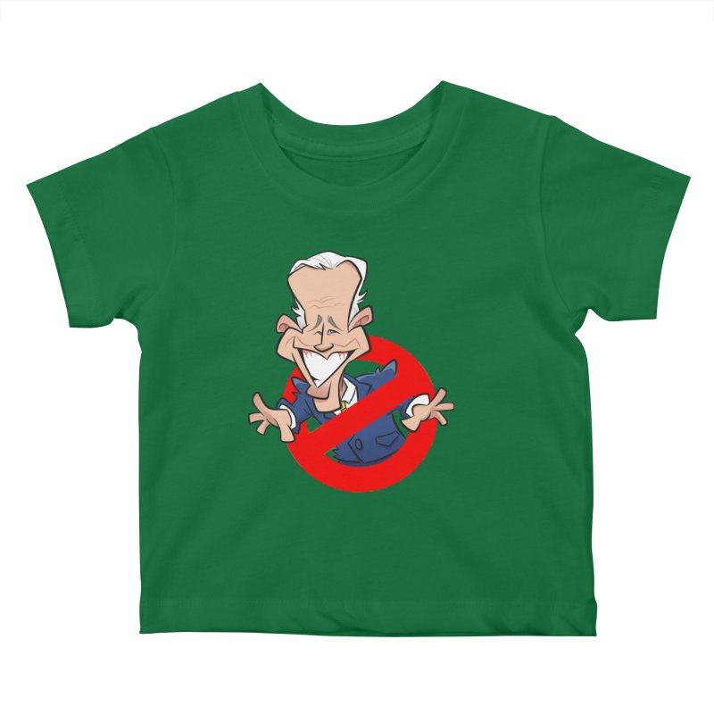 Biden Busters Kids Baby T-Shirt by binarygod's Artist Shop