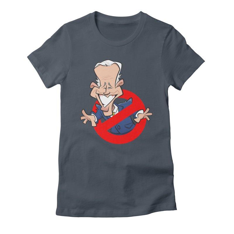 Biden Busters Women's T-Shirt by binarygod's Artist Shop