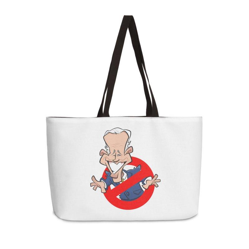 Biden Busters Accessories Weekender Bag Bag by binarygod's Artist Shop