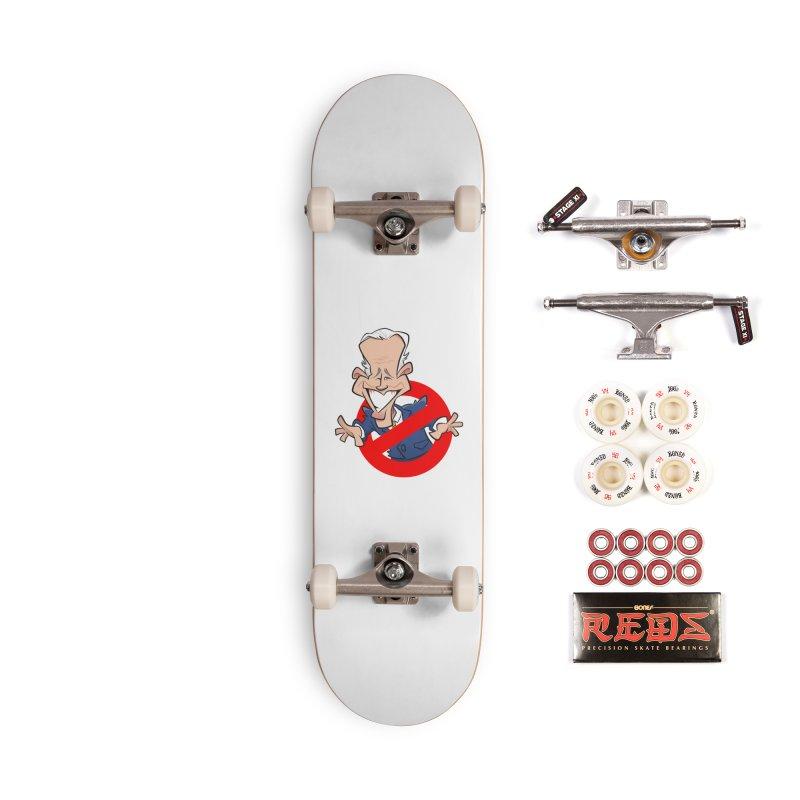 Biden Busters Accessories Complete - Pro Skateboard by binarygod's Artist Shop