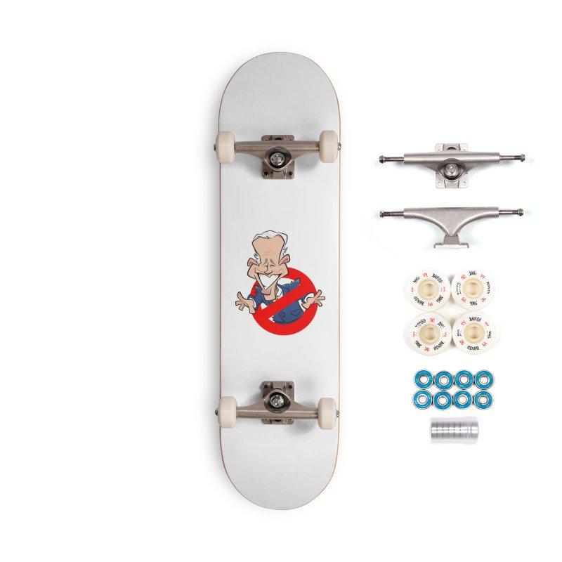 Biden Busters Accessories Complete - Premium Skateboard by binarygod's Artist Shop