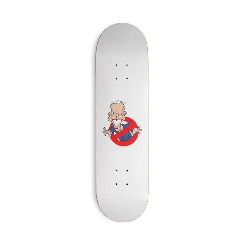 Biden Busters Accessories Skateboard by binarygod's Artist Shop