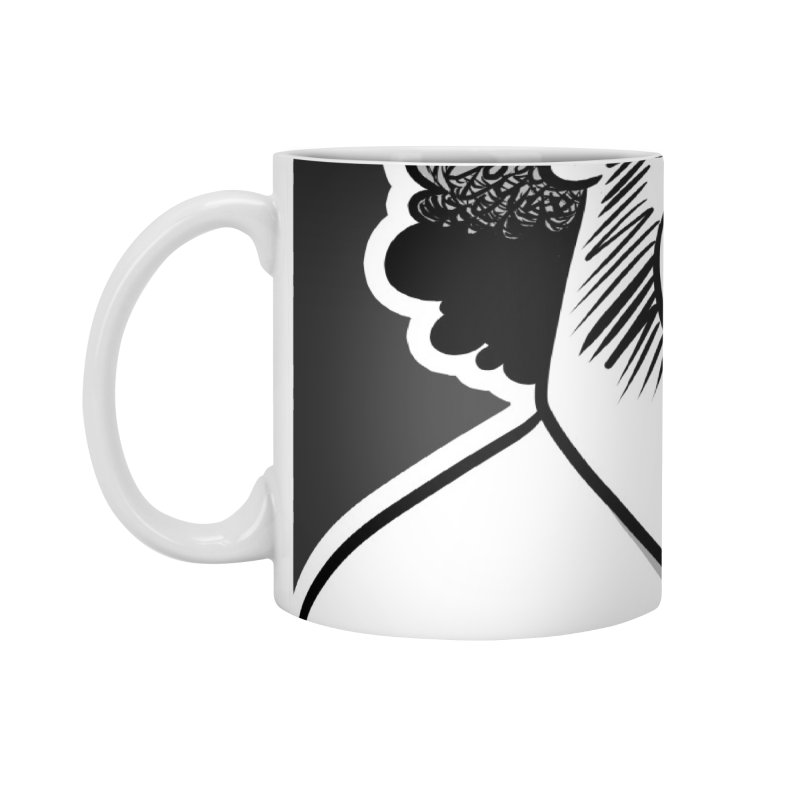 Disobey Giant Accessories Mug by binarygod's Artist Shop