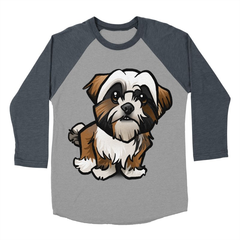 Shih Tzu   by binarygod's Artist Shop