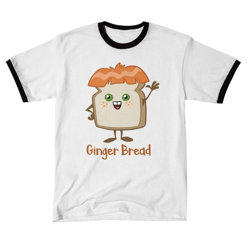Ginger Bread Men's T-Shirt by binarygod's Artist Shop