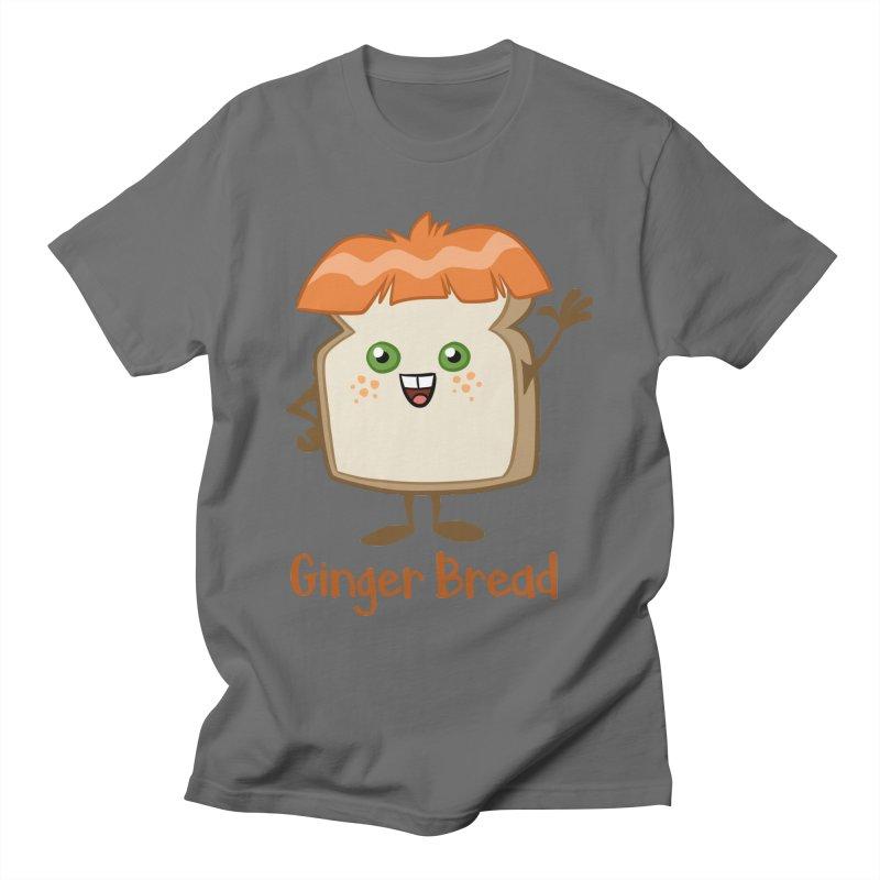 Ginger Bread Women's T-Shirt by binarygod's Artist Shop