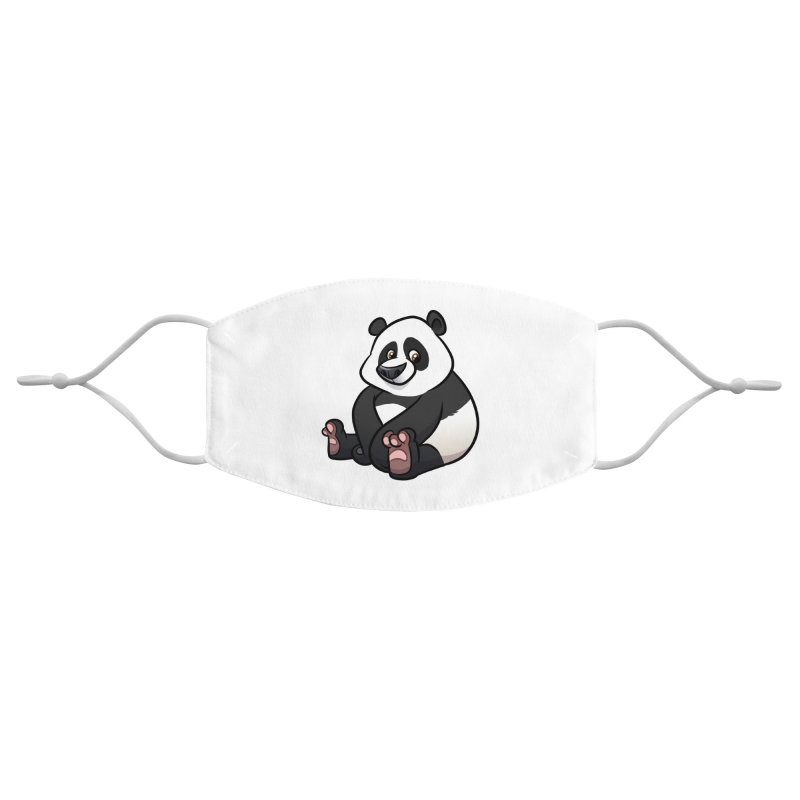 Giant Panda Accessories Face Mask by binarygod's Artist Shop