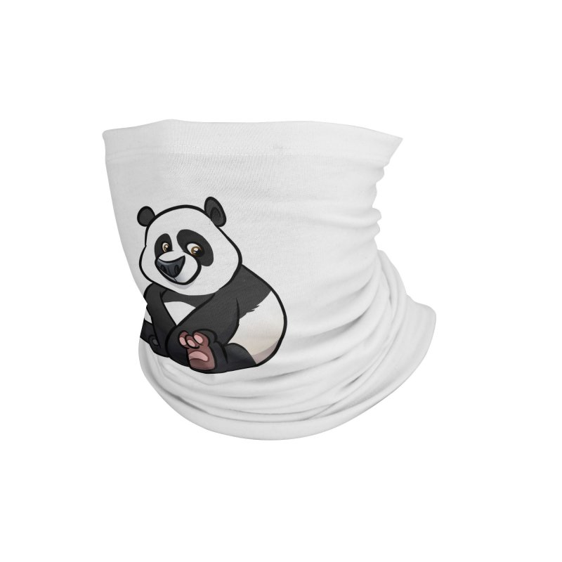 Giant Panda Accessories Neck Gaiter by binarygod's Artist Shop