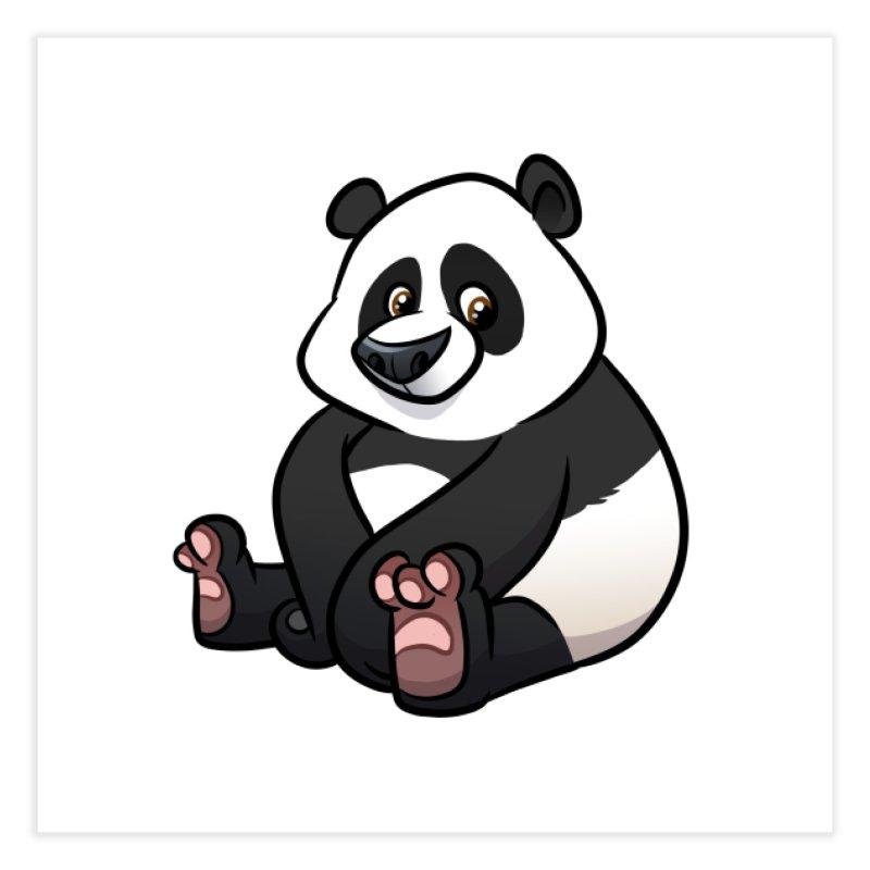 Giant Panda Home Fine Art Print by binarygod's Artist Shop