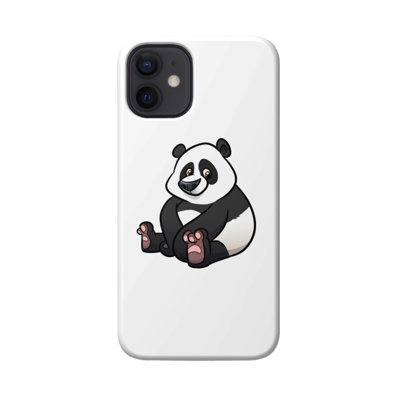 Giant Panda Accessories Phone Case by binarygod's Artist Shop