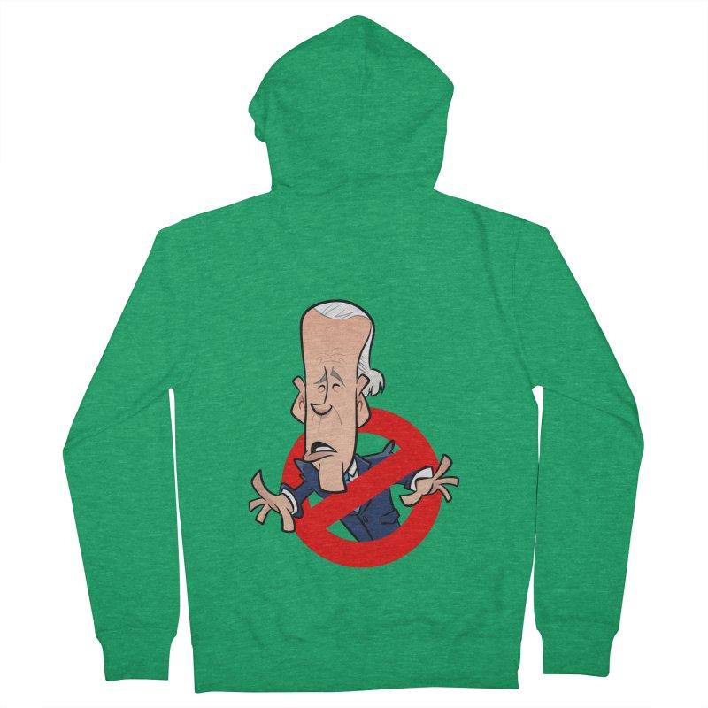 C'mon Man Men's Zip-Up Hoody by binarygod's Artist Shop