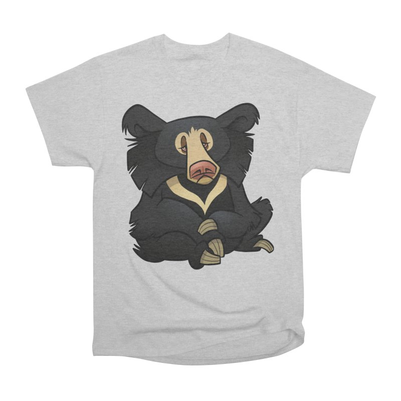 Sloth Bear Men's T-Shirt by binarygod's Artist Shop