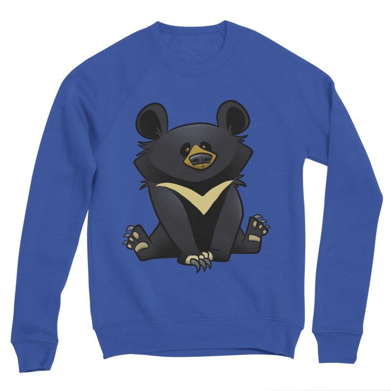 Moon Bear Women's Sweatshirt by binarygod's Artist Shop