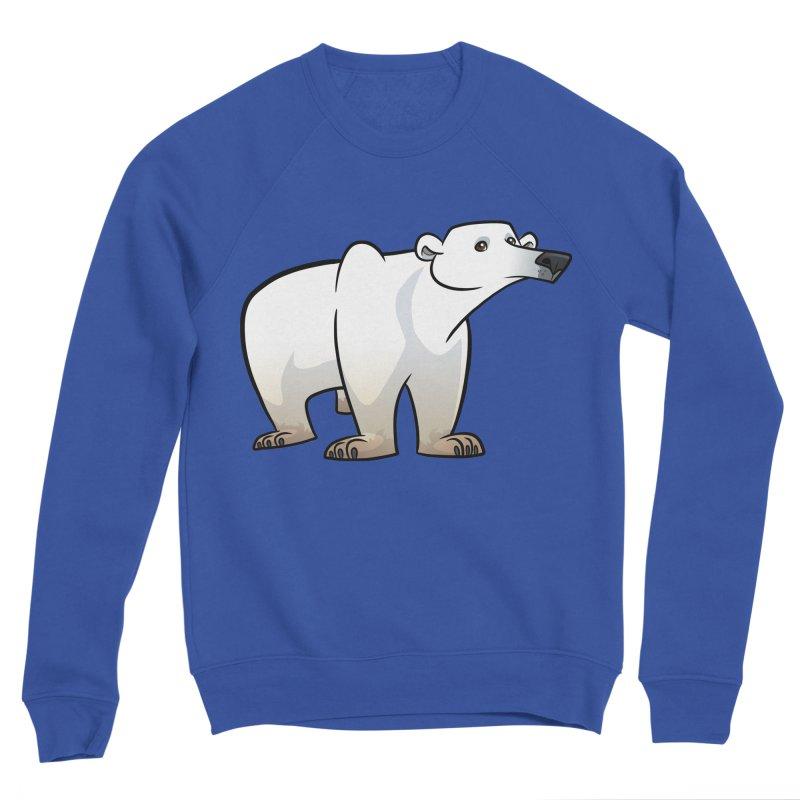 Polar Bear Women's Sweatshirt by binarygod's Artist Shop