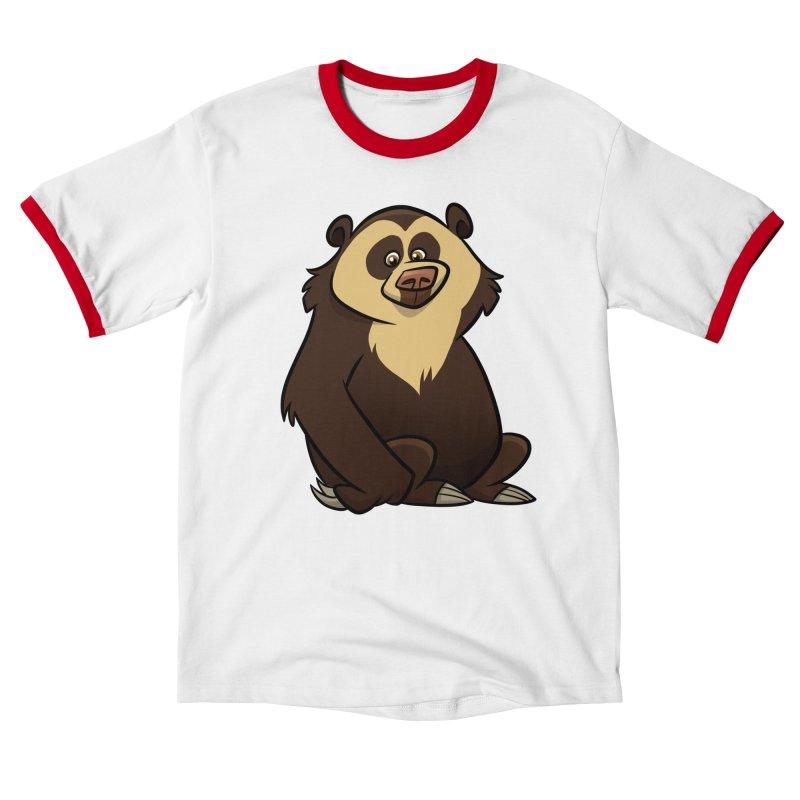 Spectacled Bear Men's T-Shirt by binarygod's Artist Shop