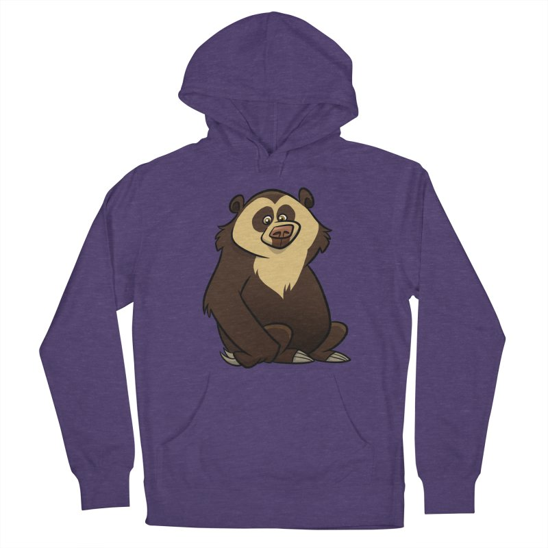 Spectacled Bear Women's Pullover Hoody by binarygod's Artist Shop