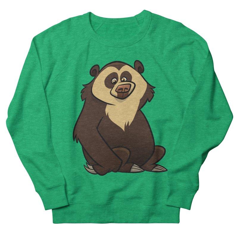 Spectacled Bear Women's Sweatshirt by binarygod's Artist Shop