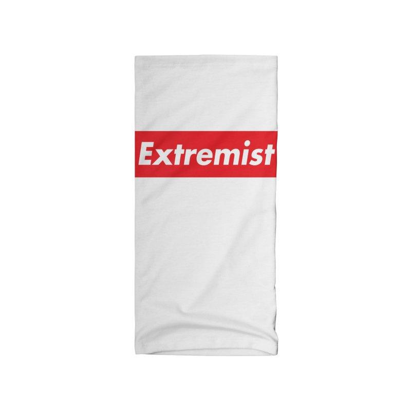 Extremist Accessories Neck Gaiter by binarygod's Artist Shop