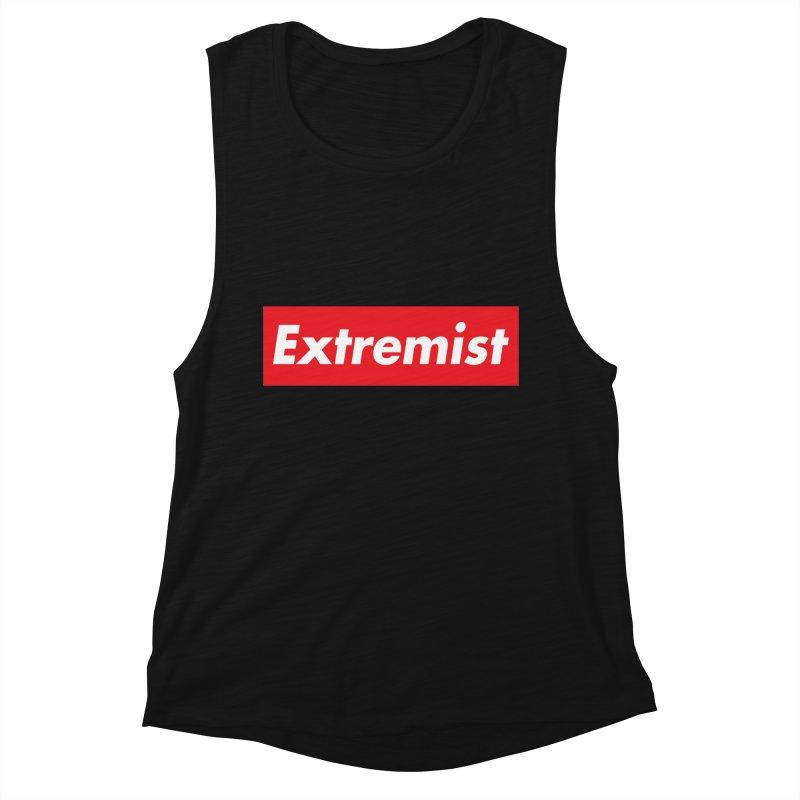 Extremist Women's Tank by binarygod's Artist Shop