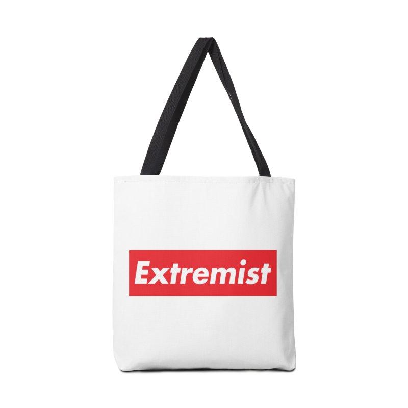 Extremist Accessories Bag by binarygod's Artist Shop